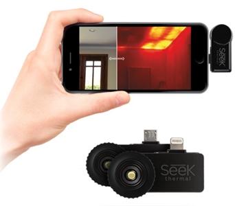 Termokamera pro mobily