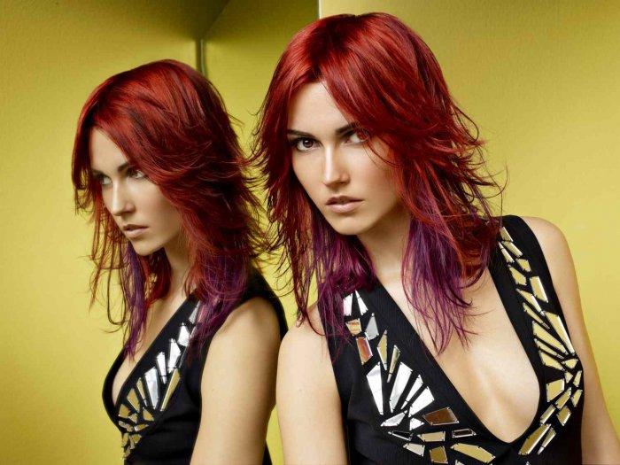modní trendy vlasy