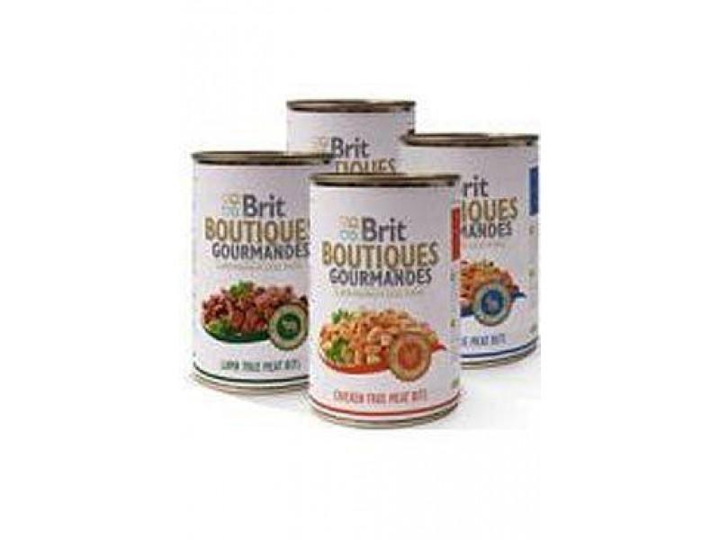Brit Boutiques Gourmandes Lamb Bits&Paté (Jehněčí)